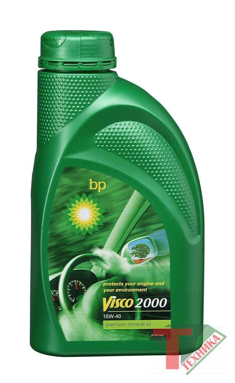 BP Visko 2000 15w40 1л