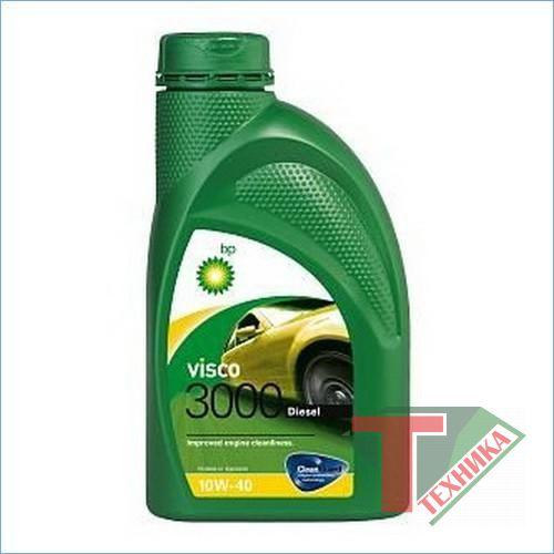 BP Visko 3000 Diesel 10w40 1л