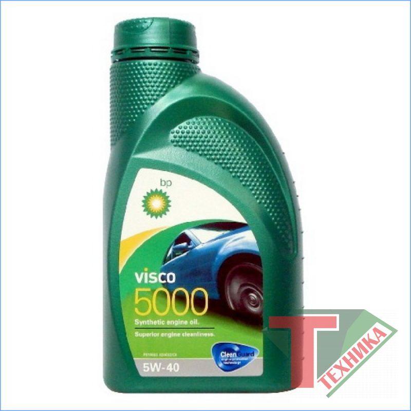 BP Visko 5000 5w40 1л