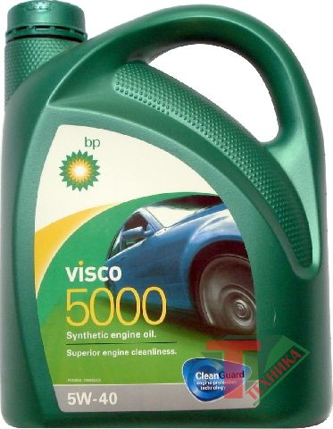 BP Visko 5000 5w40 4л