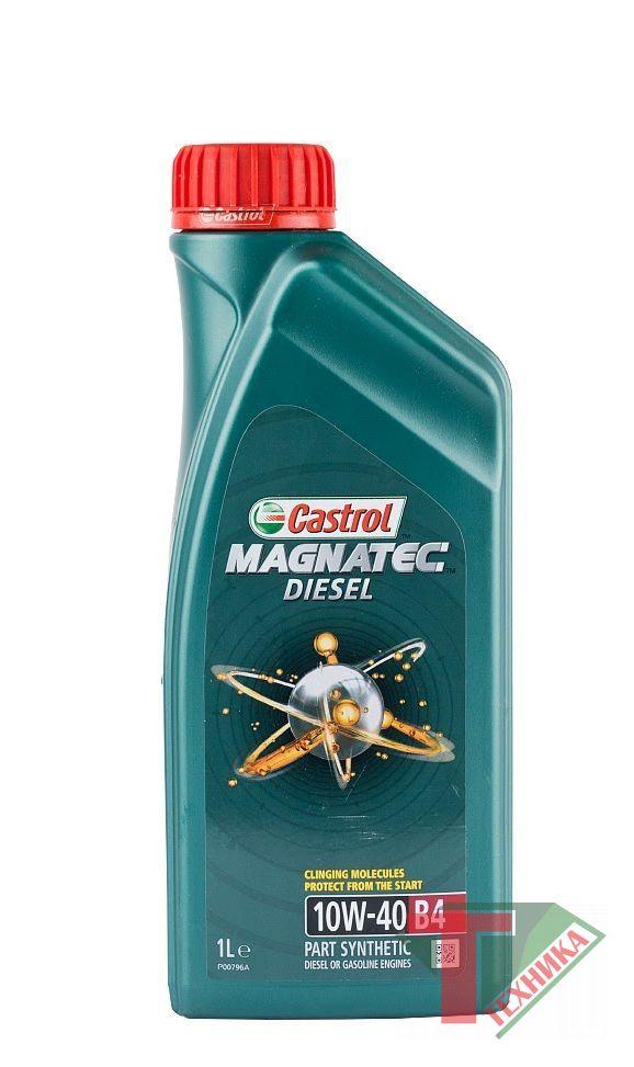 Castrol  Magnatec 10w40 1L Diesel