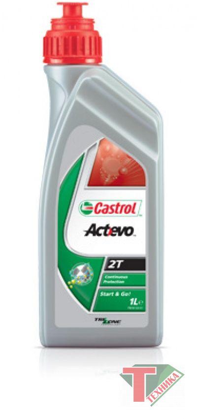 Castrol Act-evo 2Т 1L