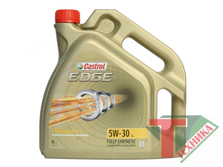 Castrol EDGE 5W30 4L (LL)
