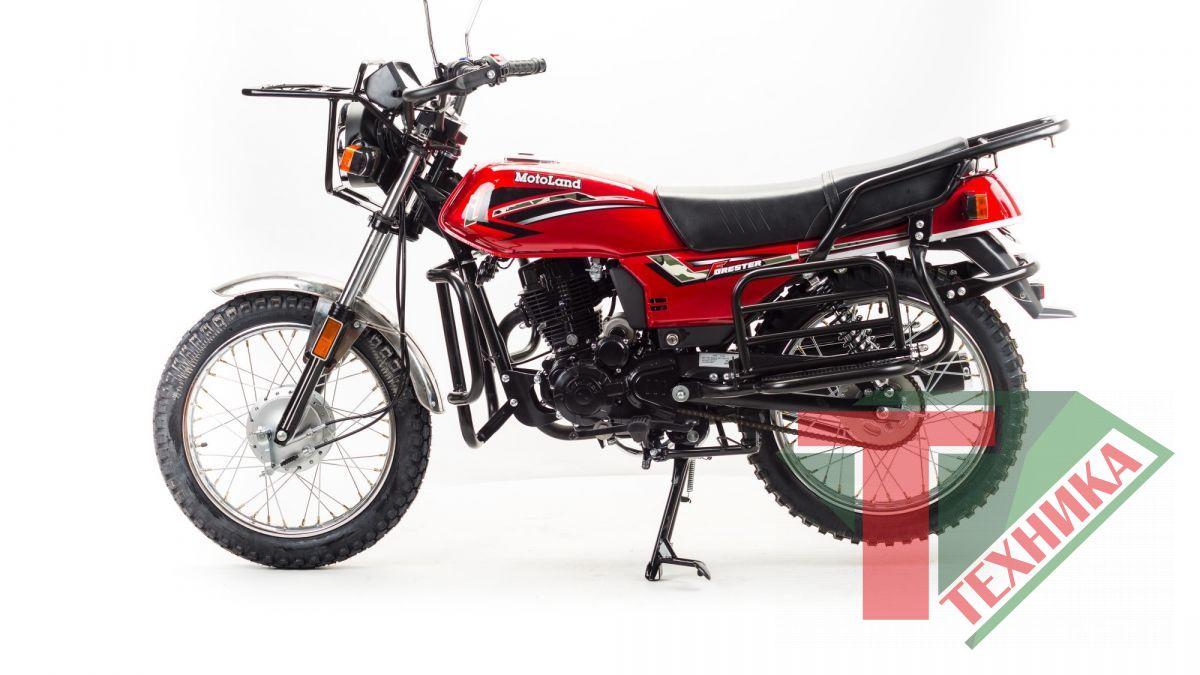 Мотоцикл FORESTER 200 LITE
