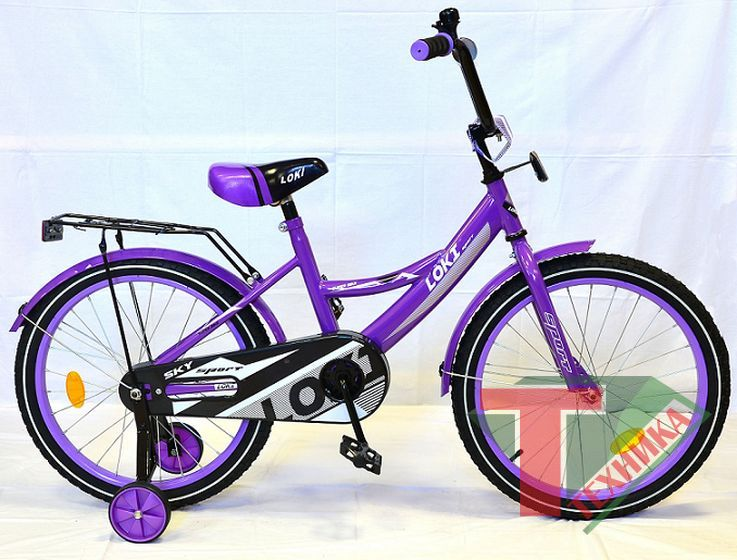 Велосипед LOKI SKY 20