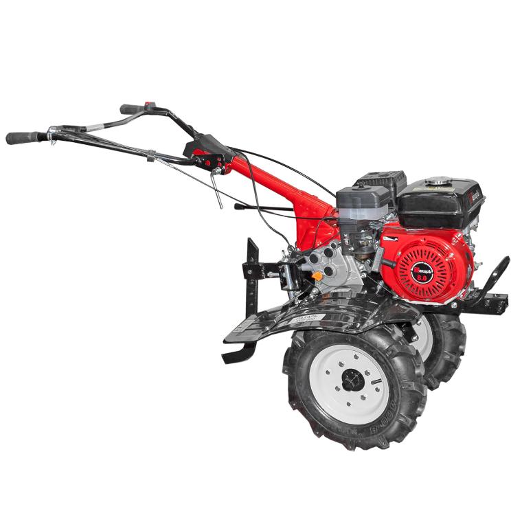 Мотоблок бензиновый TCR-800MS 8 л.с. 1/2