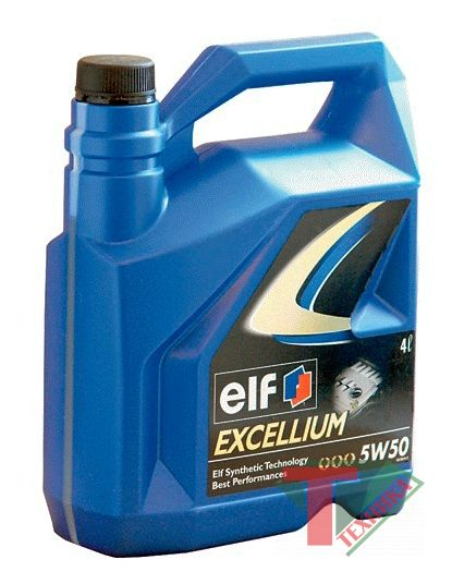 ELF Excellium 5W50 4L
