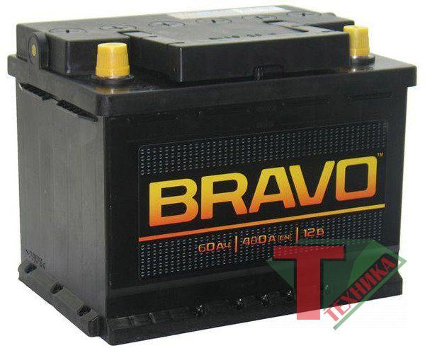АКБ Bravo 60 EN480