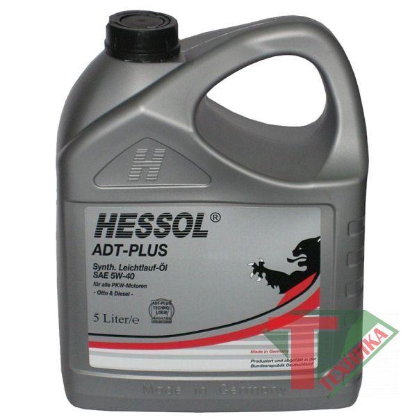Hessol 5W40 5L синт
