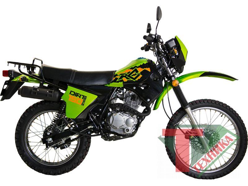 Мотоцикл Racer RC150-23X Enduro