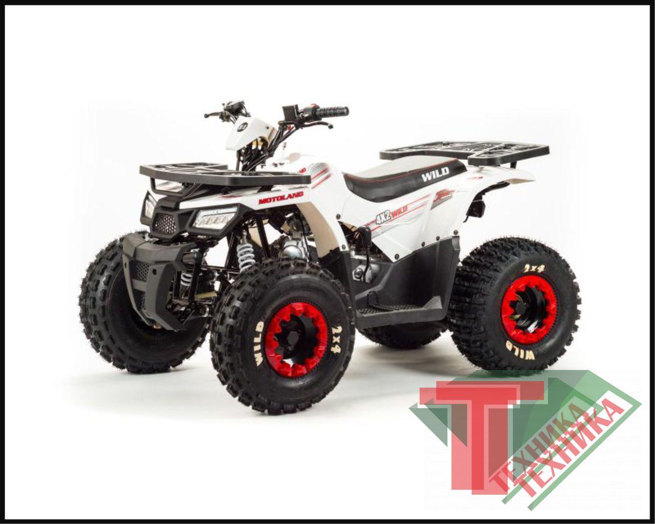 Квадроцикл WILD 125