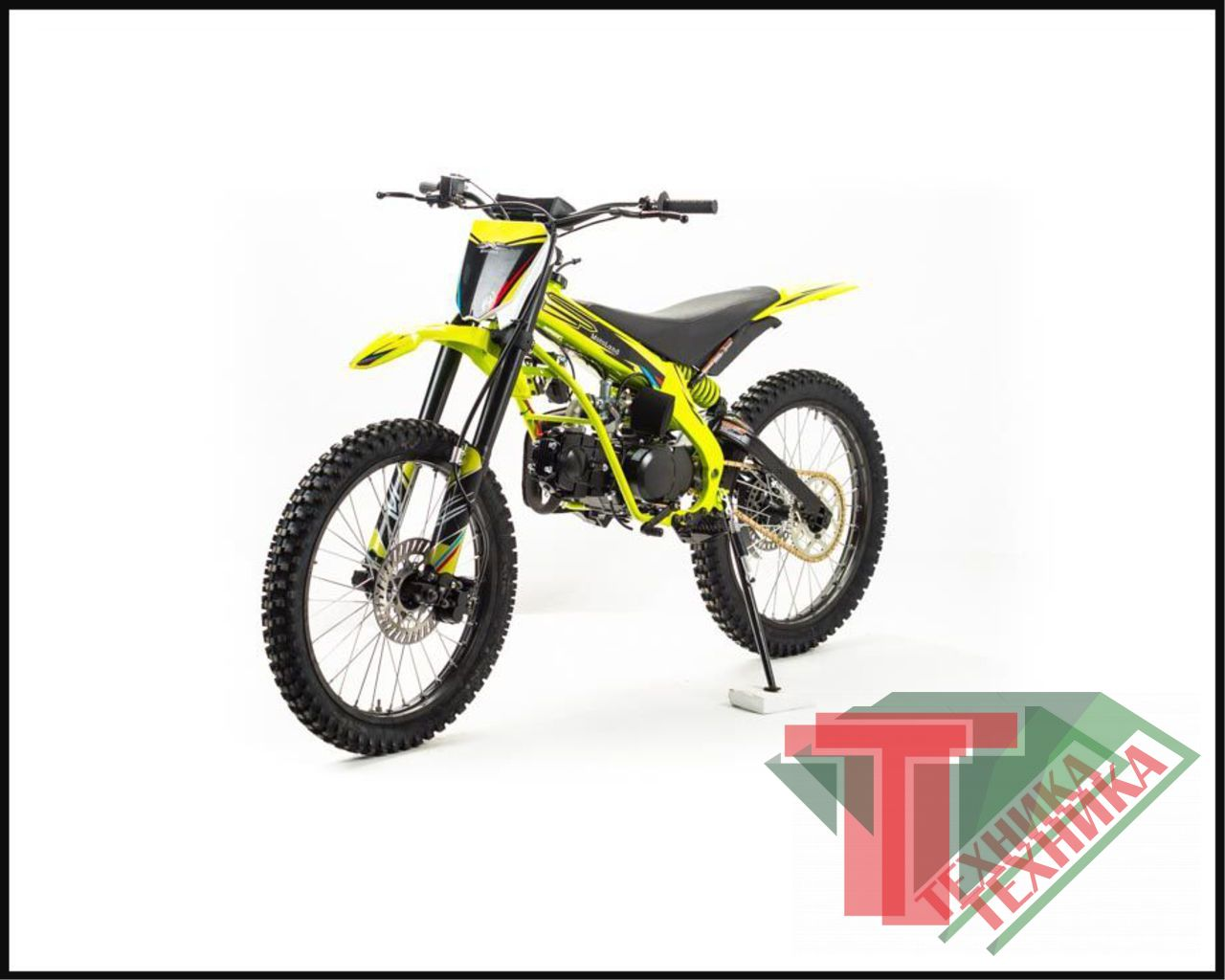 Мотоцикл JUMPER FX1 125 кросс