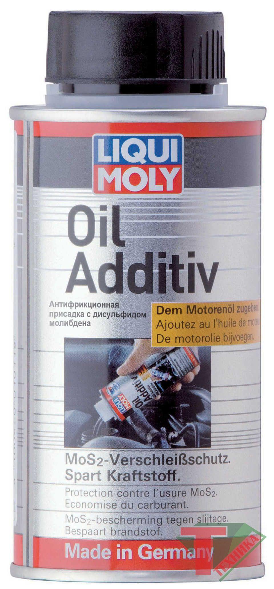 Liqui Moly Антифрикц. присадка в трансм. масло 200