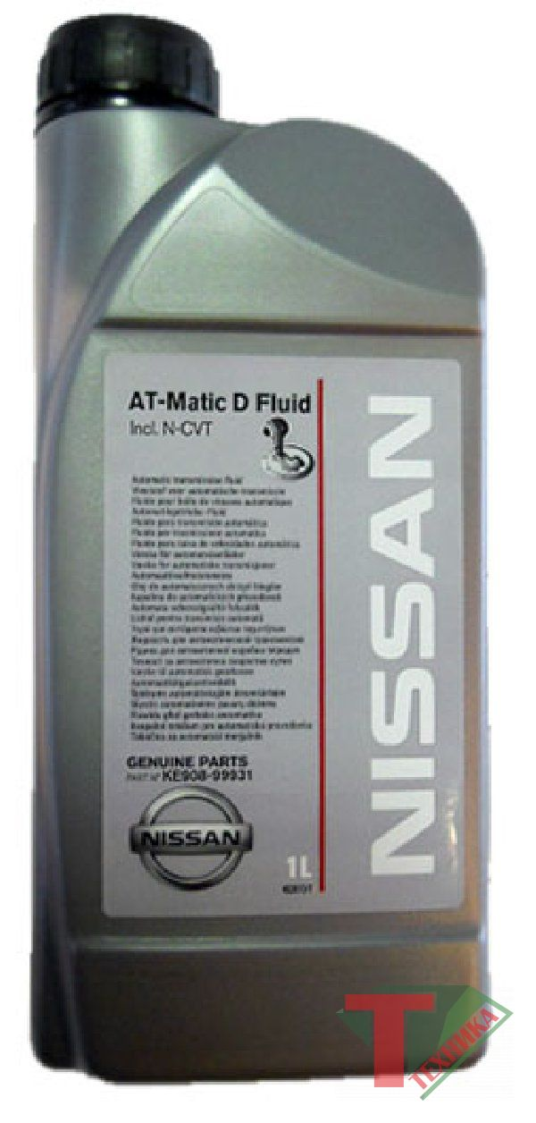 Nissan AT-MATIC Fluid D 1л