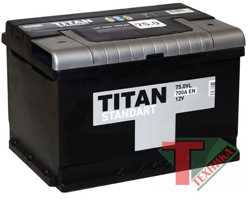 АКБ Титан 75.1 700A п/п