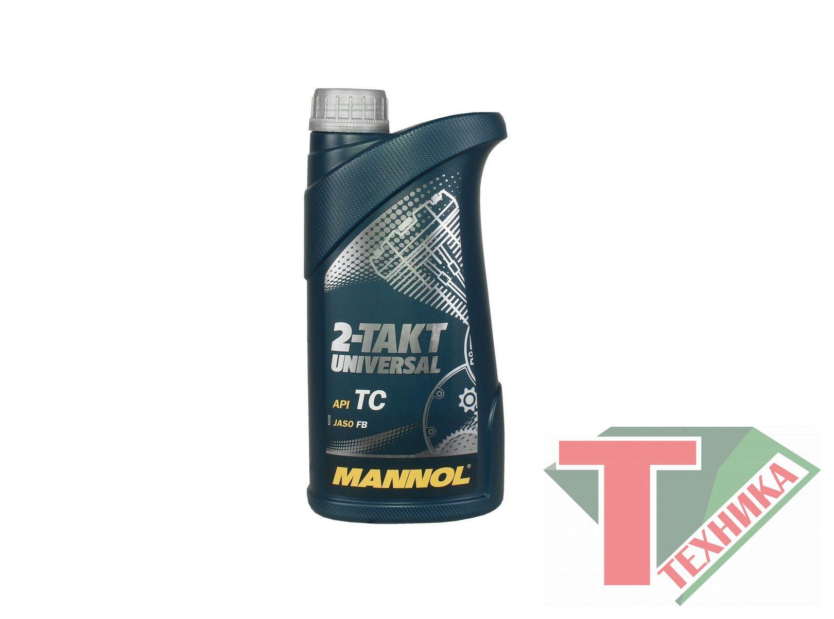 Mannol Universal минералка 2-такт.
