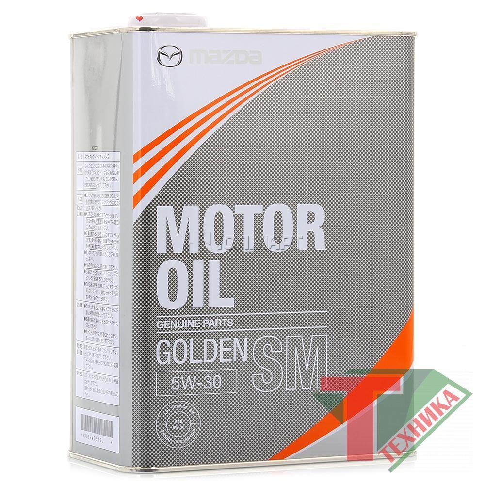 Mazda Golden SM 5W30 4L