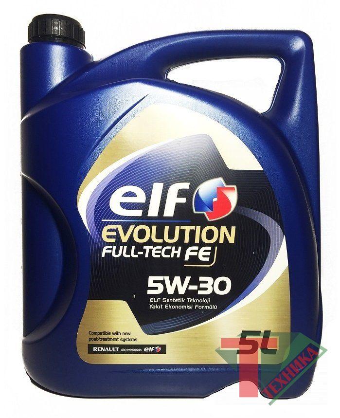 ELF Full-Tech FE 5W30 5L