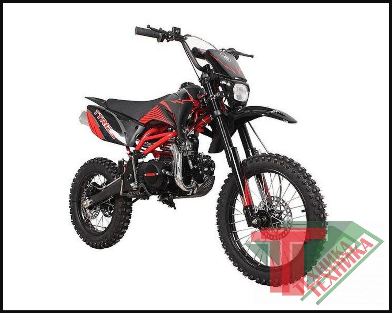 Мотоцикл TTR-125 кросс
