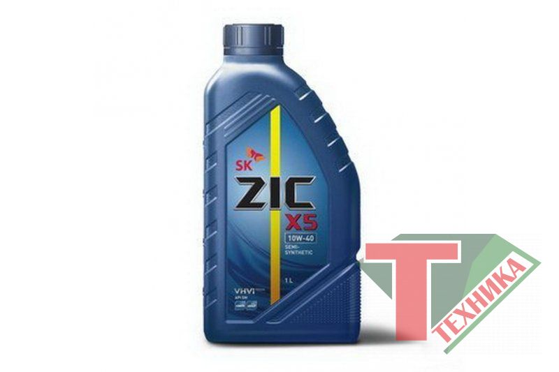 ZIC A Х5 10W40 1L