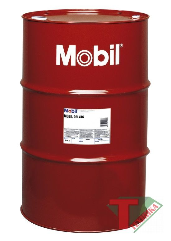 Mobil Delvac MX 10W40 Extra /208L/