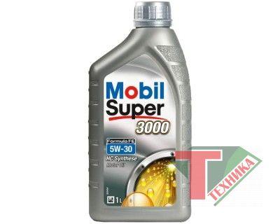 Mobil Super 3000 X1 5W30 1L Formula FE
