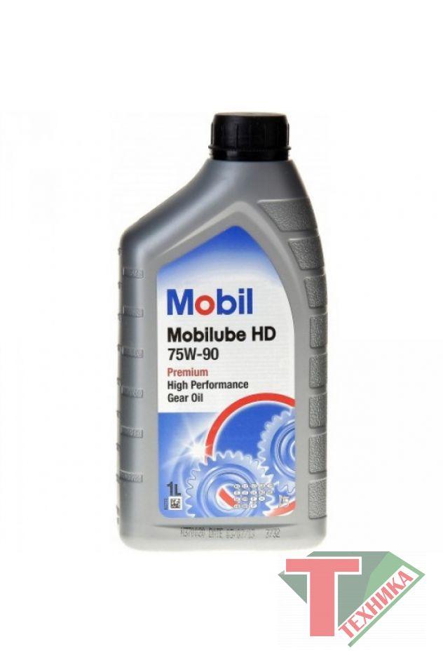 Mobilube HD 75W90 GL5 1L