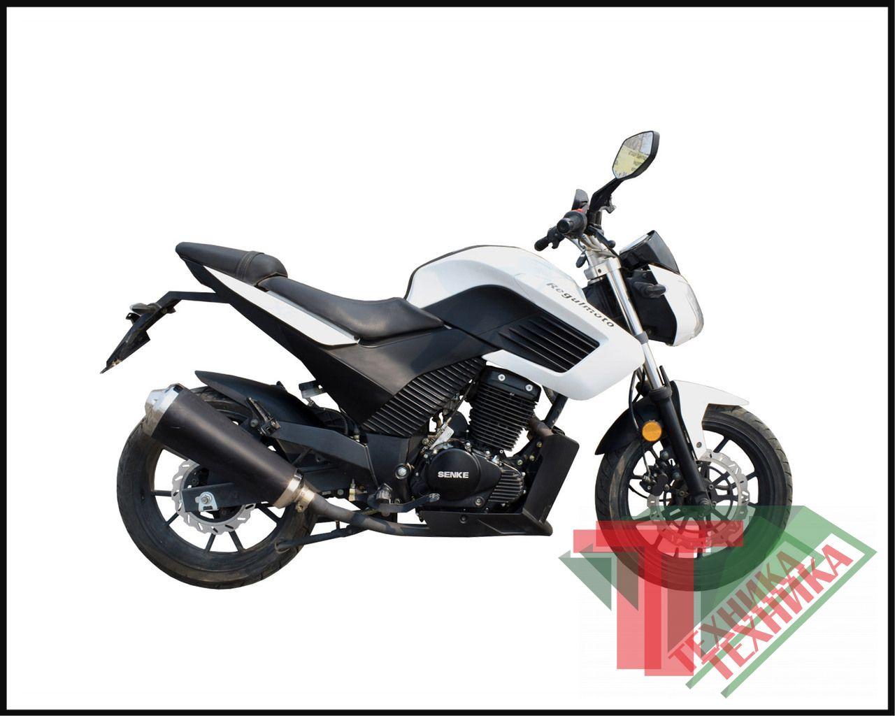 Мотоцикл SK250-X6