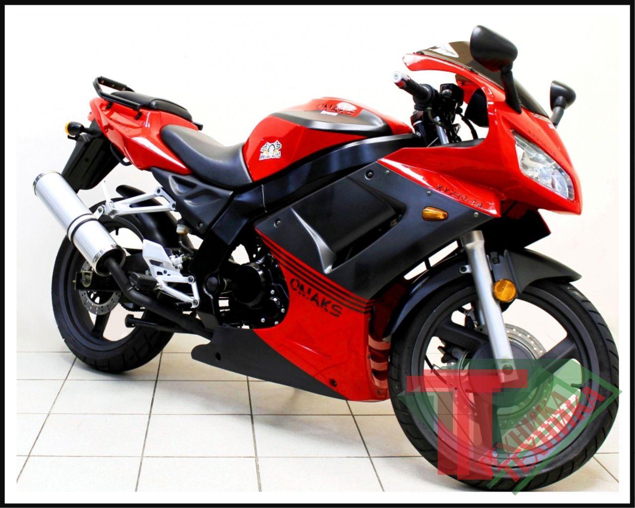 Мотоцикл XY250-5A