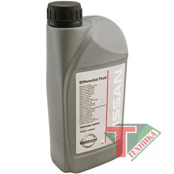 Nissan Differential Oil 80W90 GL-5 1L