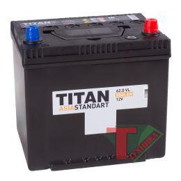 АКБ Титан 62,0 о/п Asia Standart