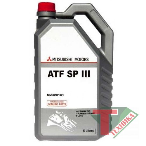 Mitsubishi Genuine ATF SP-III 4L