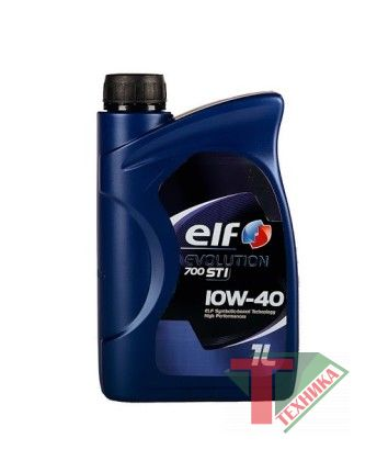 ELF Evolution 700(Competition) 10W40 1L