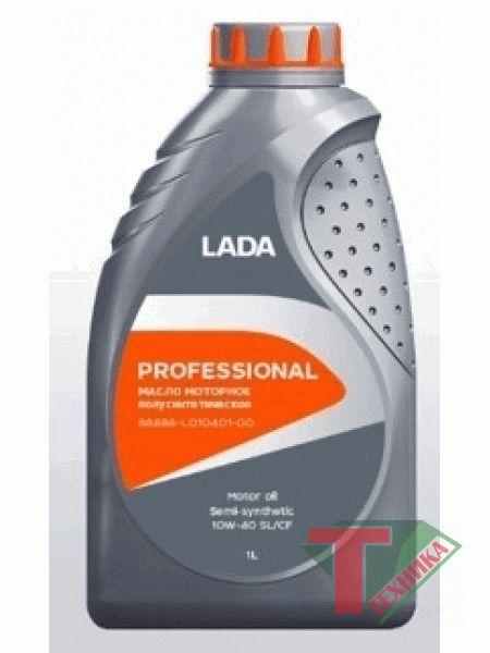 LADA Professional 10w40 SL/CF 1л