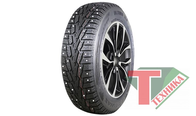 185/60 R15 DELMAX ULTIMA ICE 88T шип