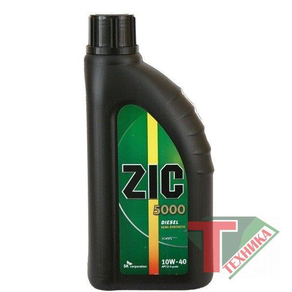 ZIC 5000 10W40 1L