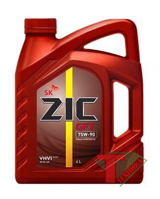 ZIC 75w90 G-F TOP GL-4/5 4л