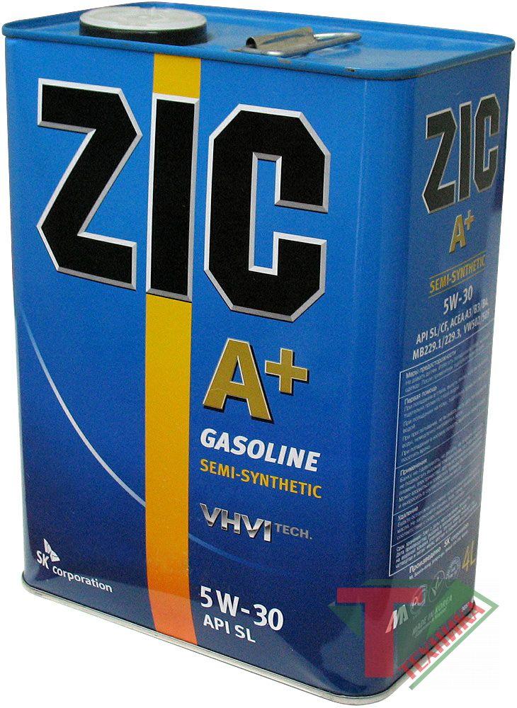 ZIC A+ 5W30 4L