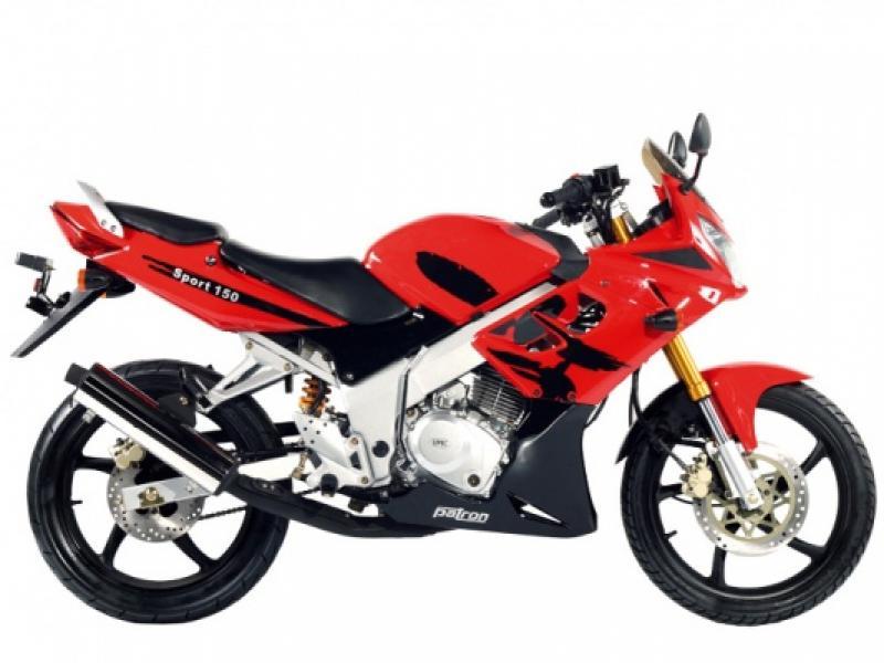 Мотоцикл Patron Sport 150