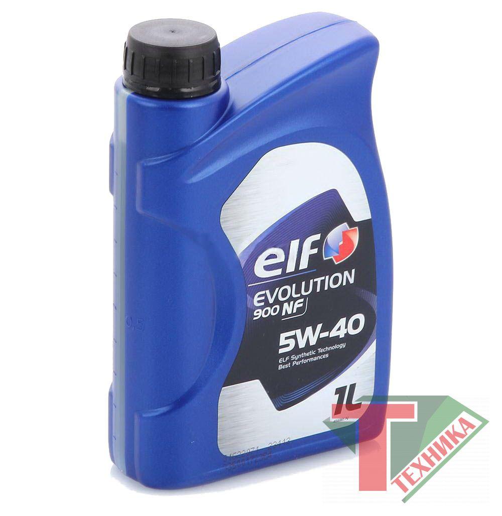 ELF Evolution NF900 5W40 1L