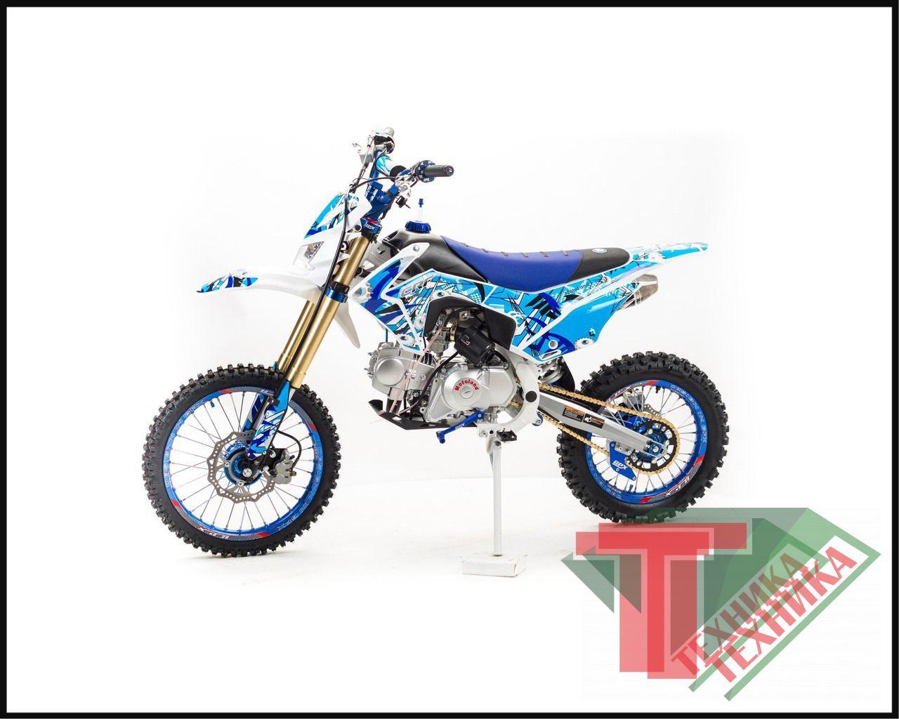 Мотоцикл CRF125 кросс