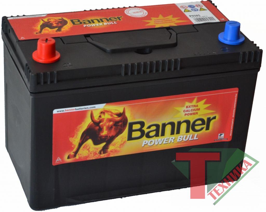 АКБ Banner Power Bull P95 05