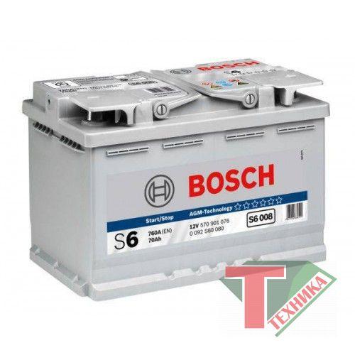 АКБ Bosch 70 Ah обр