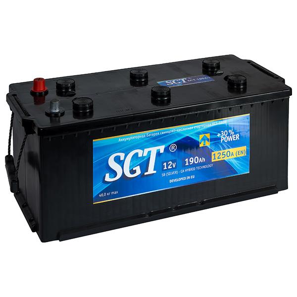 АКБ SGT - 190 +L