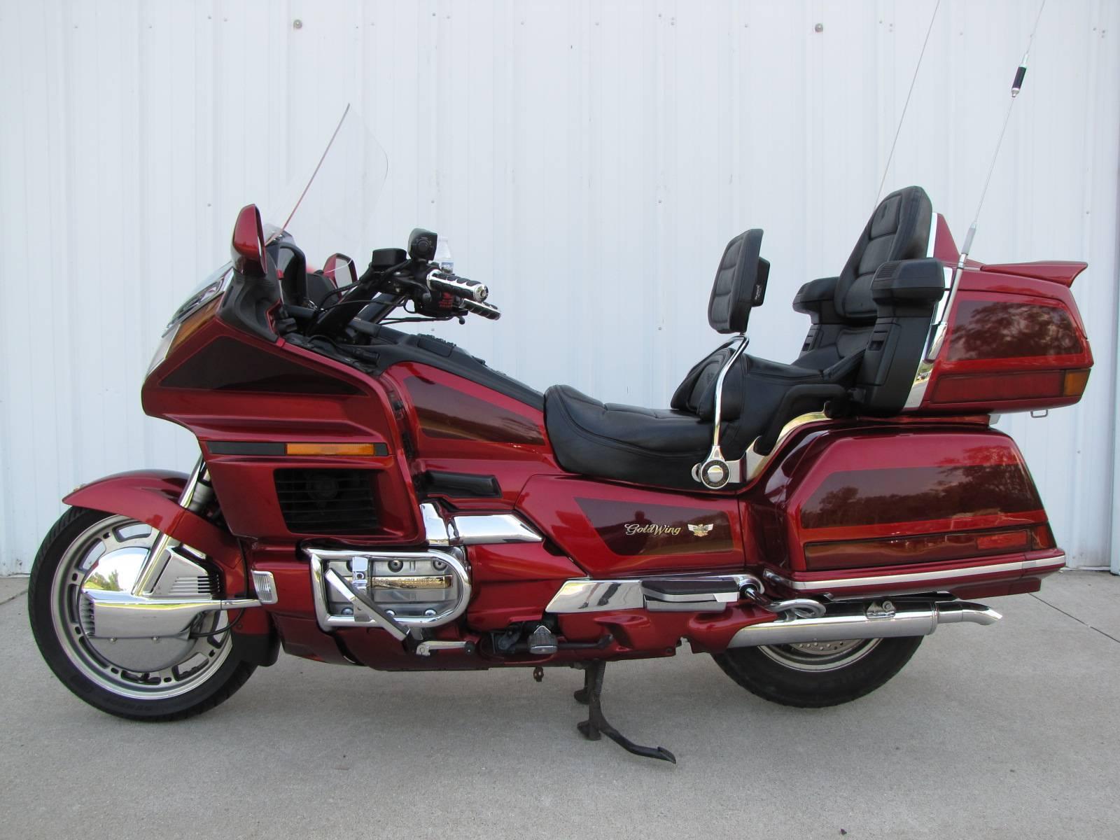 Мотоцикл Honda GL1500 SEV Gold Wing
