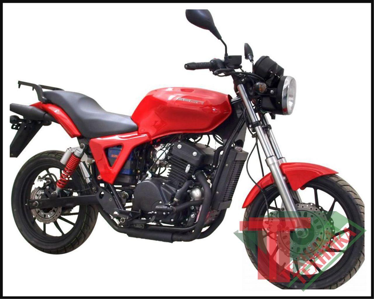 Мотоцикл NEVADA 250i