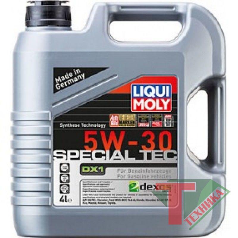 Liqui Moly Special Tec DX 5W30 4л