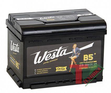 АКБ Westa Red 60 640A п/п