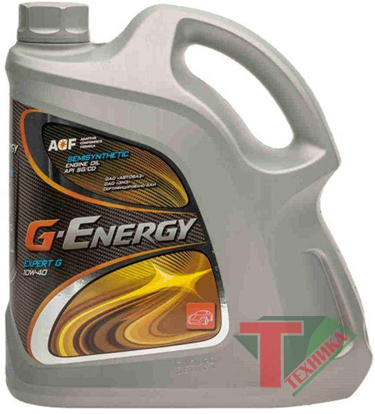 G-Energy Expert L 10W40 4л