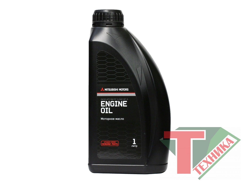 Mitsubishi Engine Oil SM/GF 5W30 1L